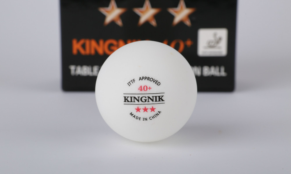 Kingnik 40+ Table Tennis Ball Review