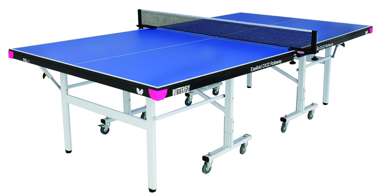 Butterfly easifold table tennis table review - Butterfly tennis de table ...