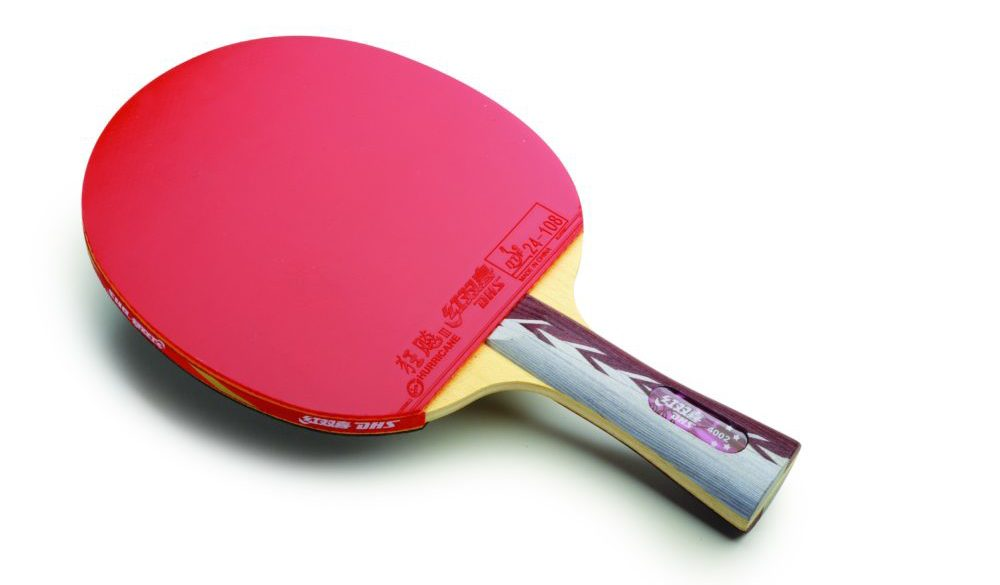 Cheap Table Tennis Blades ... everything you need to know about the DHS A4002 table tennis racket
