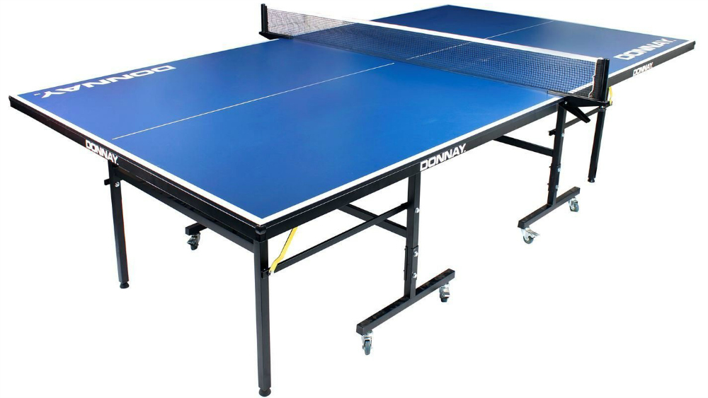 Donnay indoor outdoor table tennis table review - Table ping pong prix ...