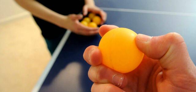 Table Tennis Ball Reviews Image