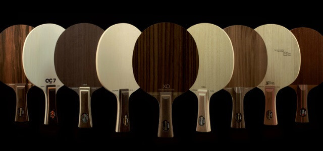 Table Tennis Blade Reviews Image