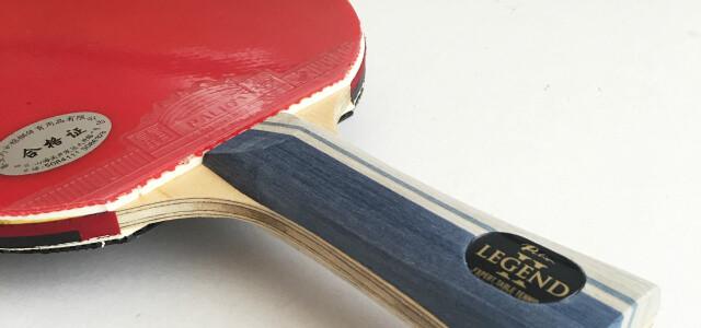 Table Tennis Racket Reviews Image