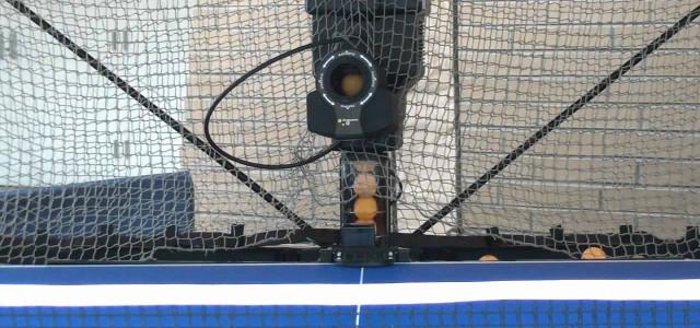 Table Tennis Robot Reviews