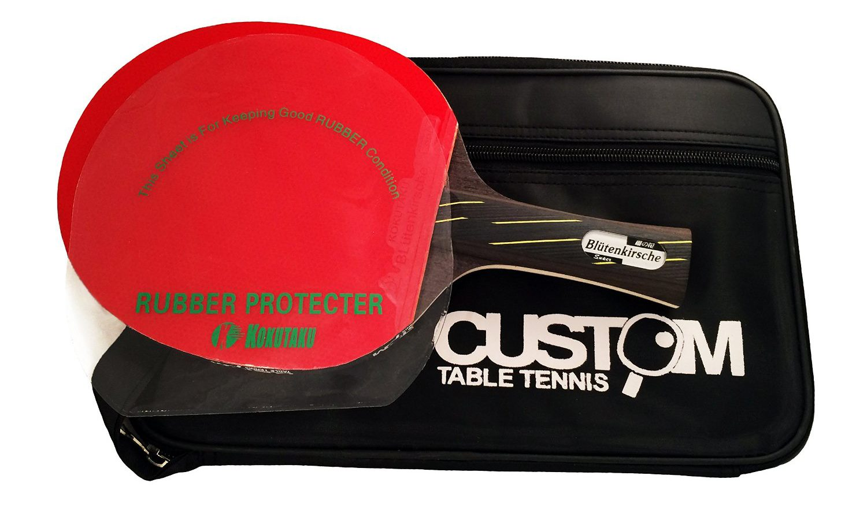 Blutenkirsche Black Mamba Carbon Table Tennis Bat Review