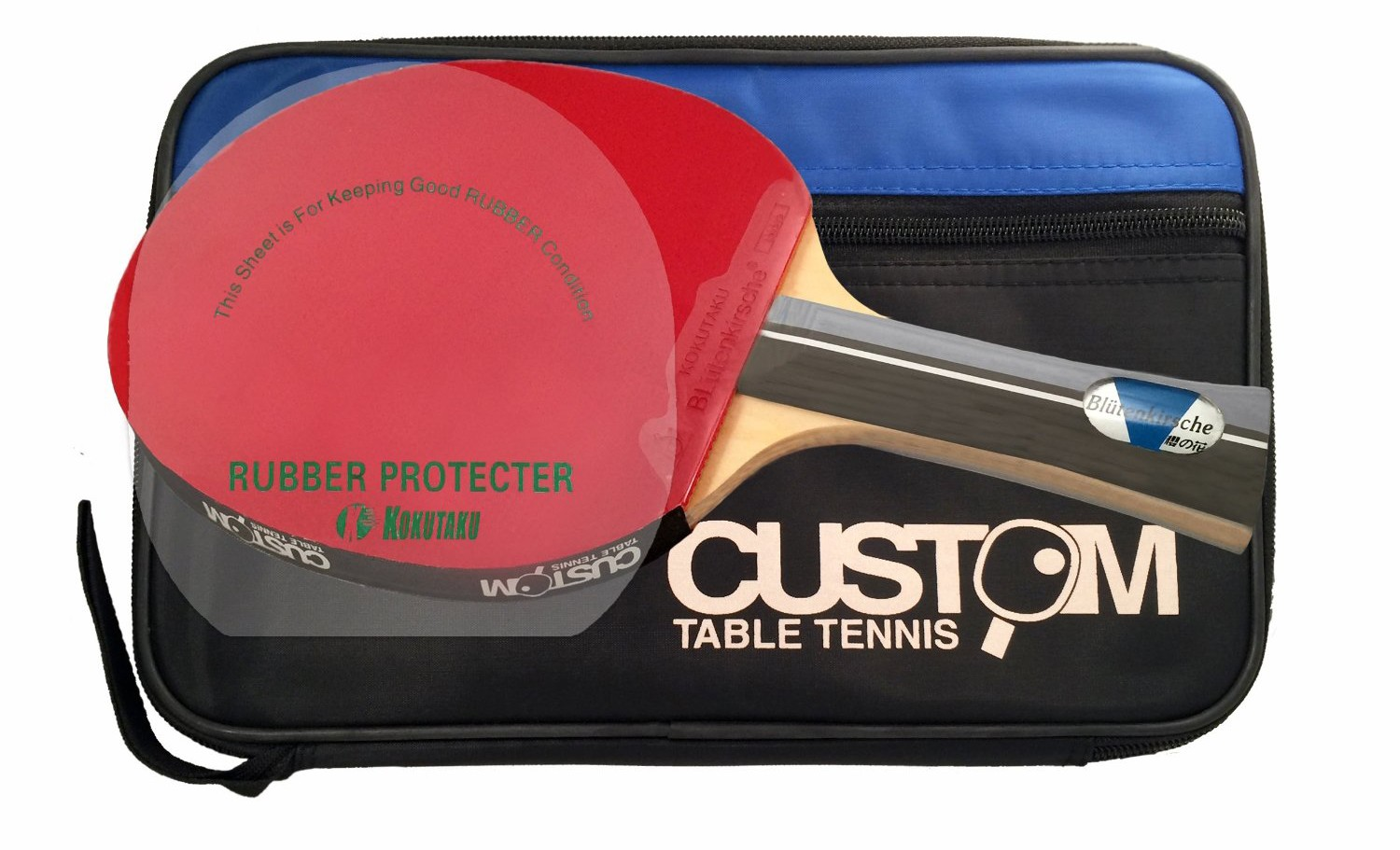 Blutenkirsche Force Table Tennis Bat Review