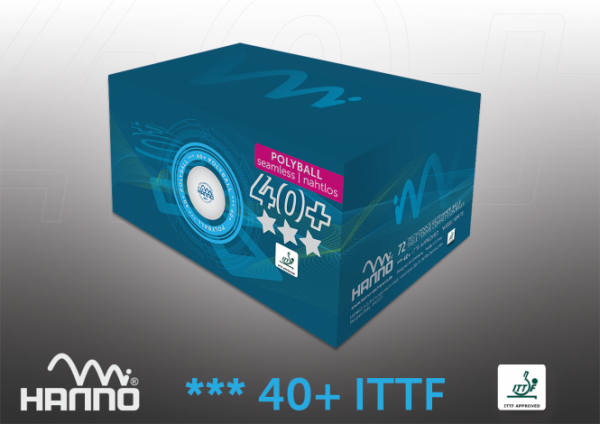 Hanno 40+ 3-Star Table Tennis Ball Review