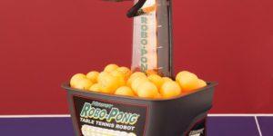 Newgy Robo-Pong 540 Table Tennis Robot Review