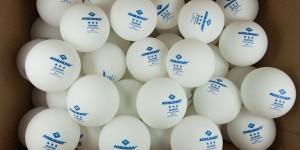 Schildkrot Super 40+ 3-Star Table Tennis Ball Review