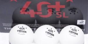 Tibhar SL 40+ SL Table Tennis Ball Review