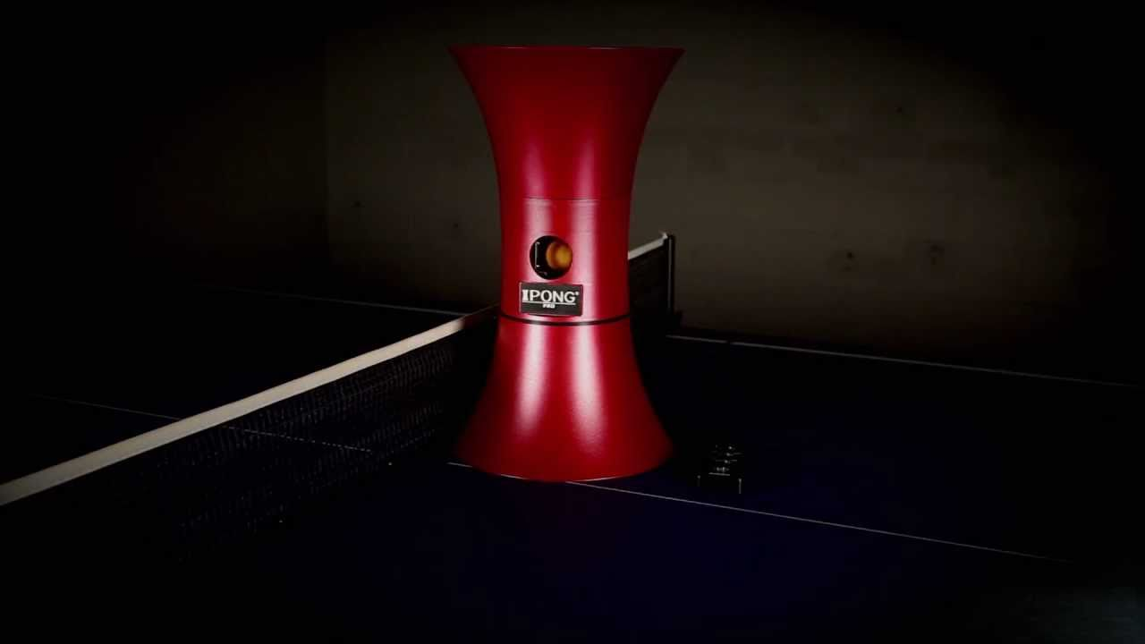 iPong Pro Table Tennis Robot Review