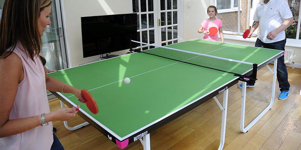 Butterfly compact 19 table tennis table review for Table 19 review