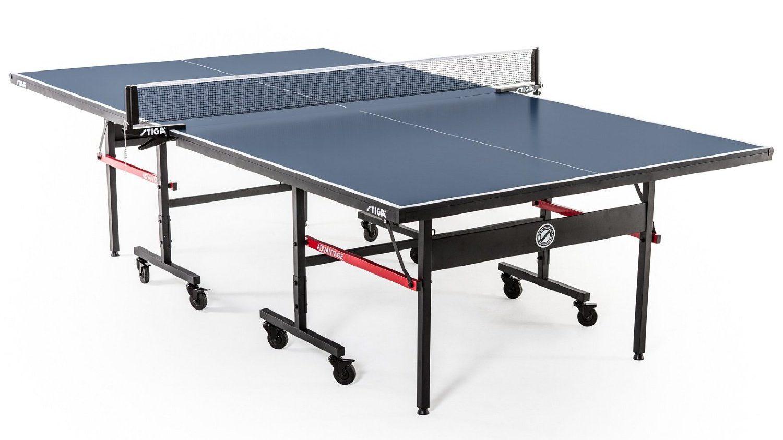 Stiga Advantage Table Tennis Table Review Equipment Junkie