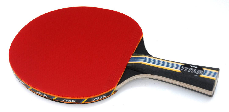 Stiga Titan Table Tennis Racket Review Equipment Junkie