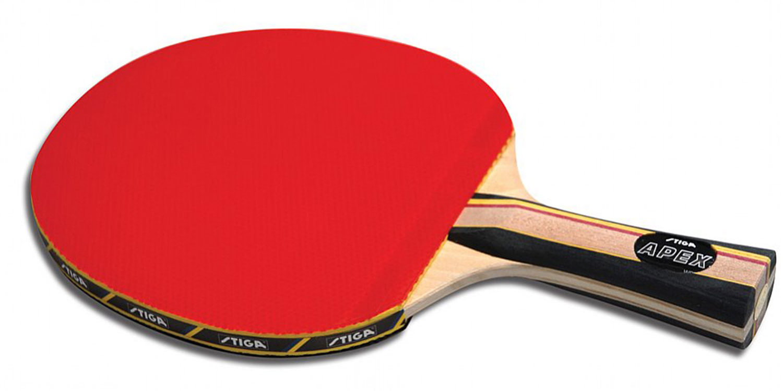 Stiga apex table tennis racket review - Equipment for table tennis ...