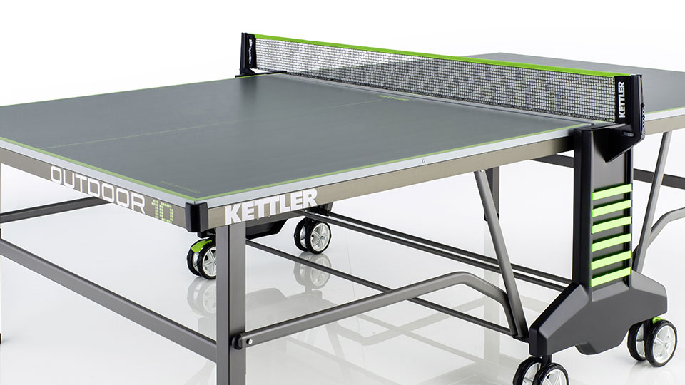 Kettler classic outdoor 10 table tennis table review - Outdoor table tennis table reviews ...