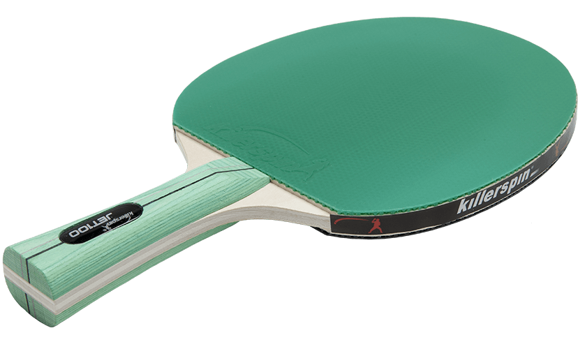 Killerspin JET100 Ping Pong Paddle Review