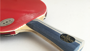 Palio Legend 2 Table Tennis Racket Review Image