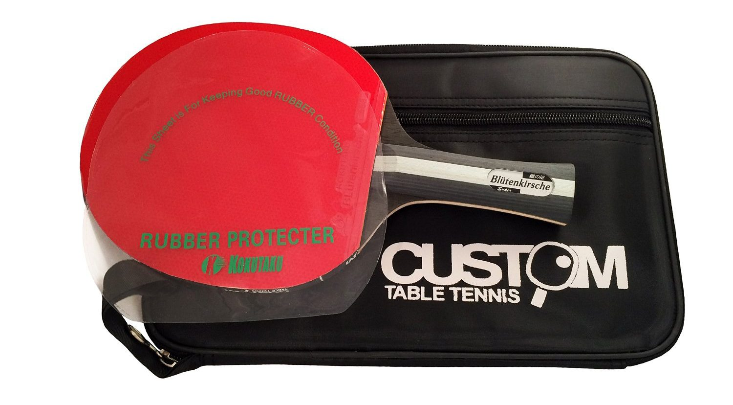 Blutenkirsche Black Mamba Table Tennis Bat Review
