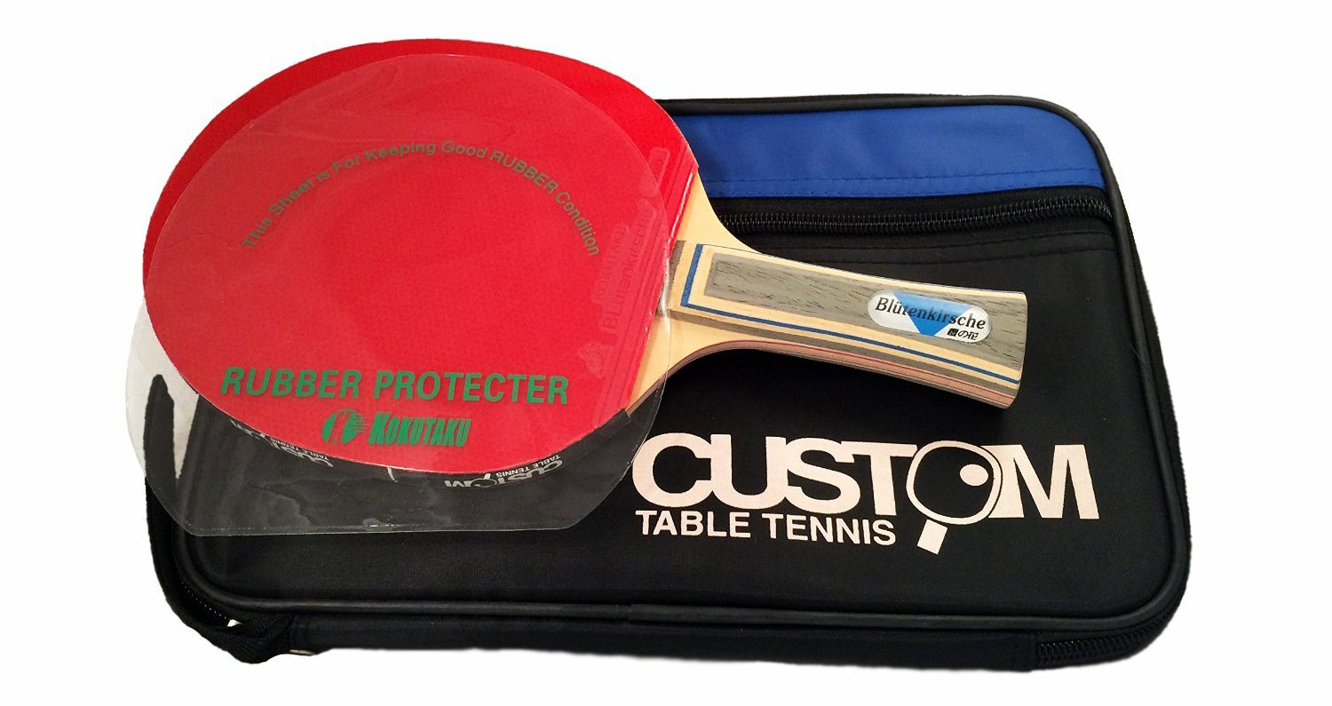 Blutenkirsche Mamba Strike Table Tennis Bat Review
