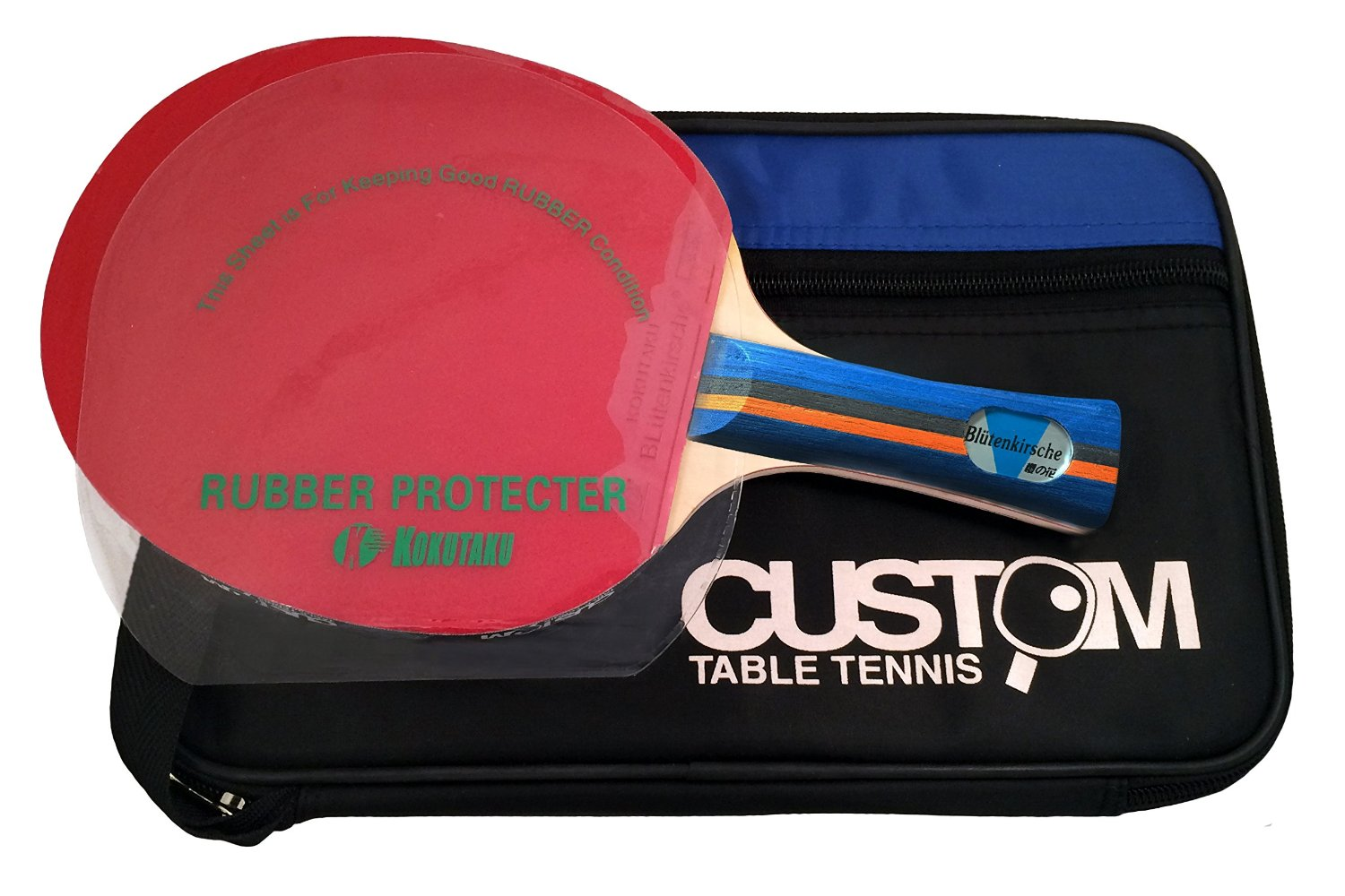 Blutenkirsche Pro Table Tennis Bat Review