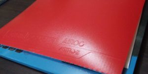 Stiga Airoc Astro M Table Tennis Rubber Review