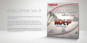 Tibhar Evolution MX-P Table Tennis Rubber Review