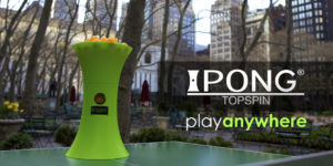 iPong Topspin Table Tennis Robot Review