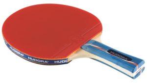 Hudora New Topmaster 3-Star Table Tennis Racket