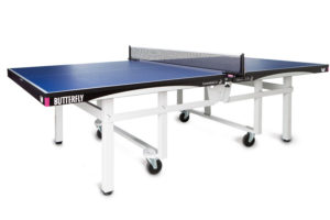 Butterfly Centerfold 25 Rollaway Table Tennis Table